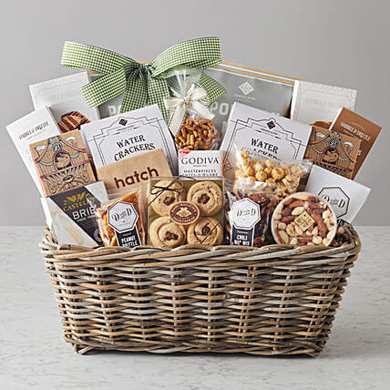 Happy Mothers Day Handmade Cookies And Truffles Hamper