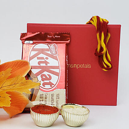 Kit Kat For Bhai Dooj Celebration