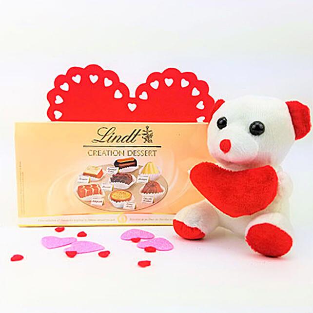 Lindt Dessert N Teddy Combo