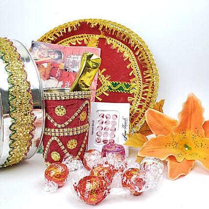 Lindt Special Karwa Chauth Kit