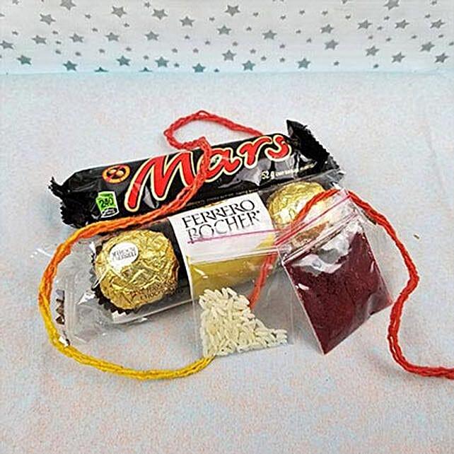 Mars For Bhai Dooj:Send Bhai Dooj Gifts to Canada