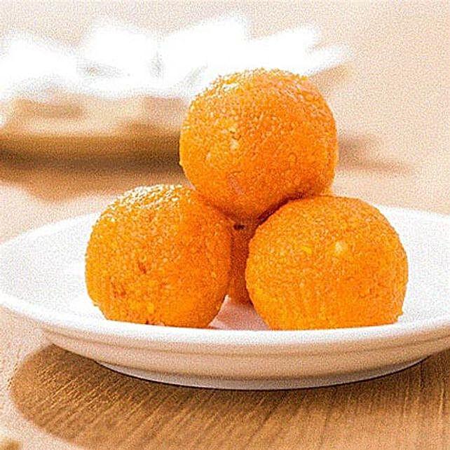 Motichoor ladoo:bhai dooj sweets