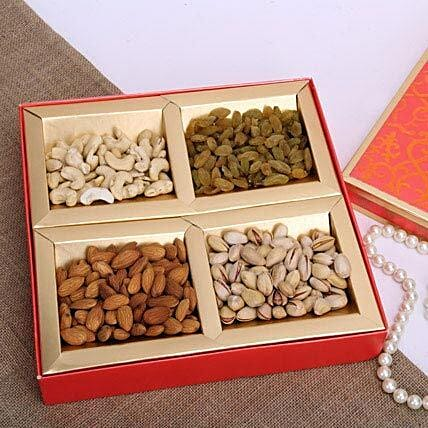Pampering With Love:Dry Fruit Delivery in Canada