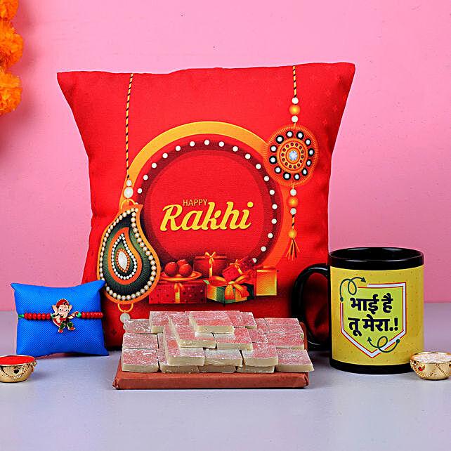Perfect Kids Rakhi Combo