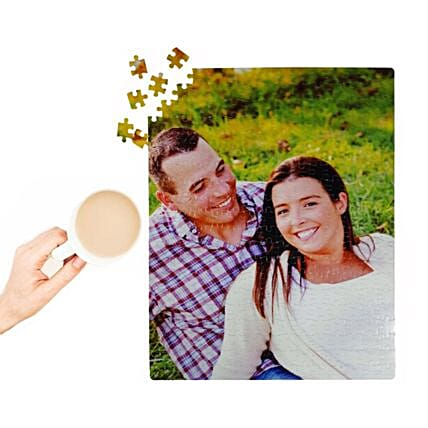 Personalised Couple Love Puzzle