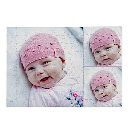 Personalised Cute Baby Puzzle