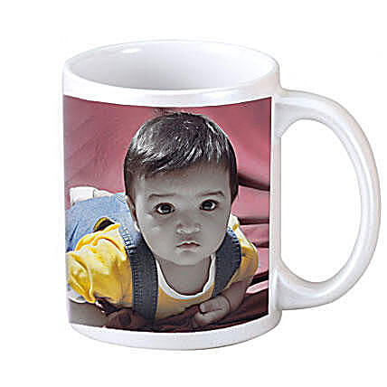 Personalised Jolly Moment Mug