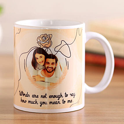 personalised mug for karwa chauth for her