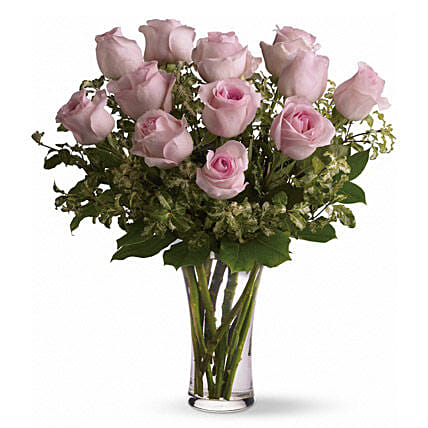 Pink Roses:Gifts for Husband to Canada