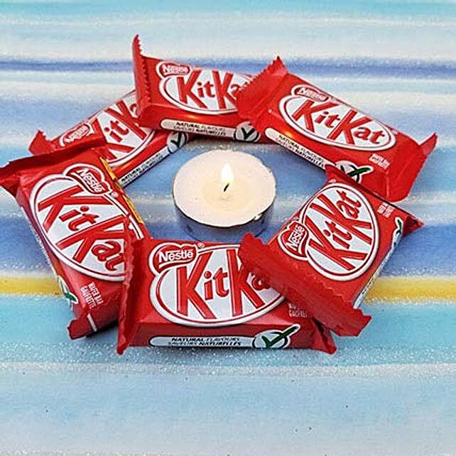 Shinning Kit Kat Wish