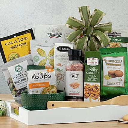 Soups On Basket:Send Corporate Gifts to Canada