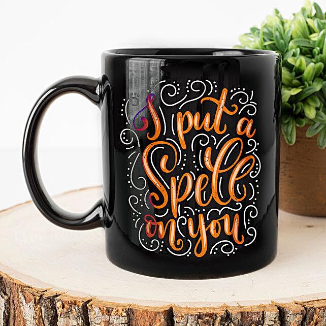 Spell on You Mug:Halloween Gifts