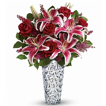Sweetheart Special Flowers Bouquet