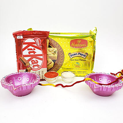 Sweetly Illustrous Diwali Hamper