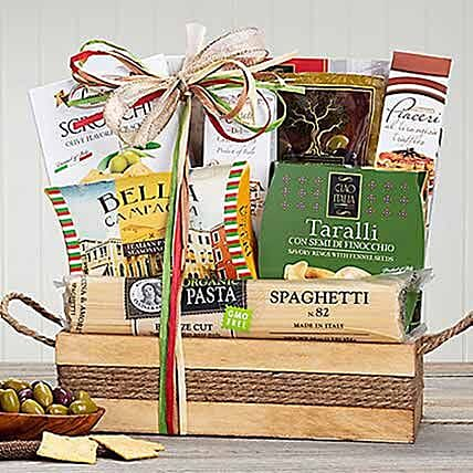 Taste of Italy:Send Corporate Gifts to Canada
