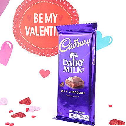 Tasteful Dairy Milk Chocolate