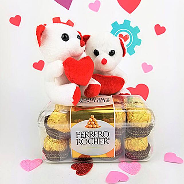 Ferrero Rocher N Teddy Combo