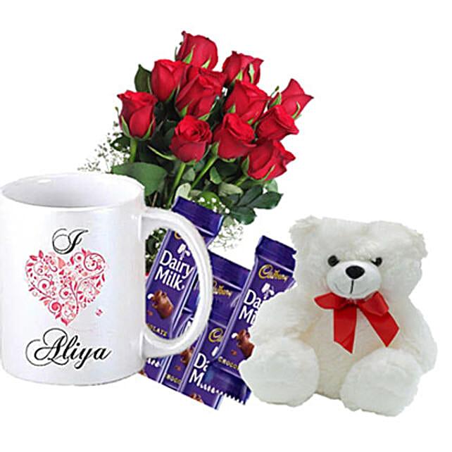Personalised Romantic Greetings