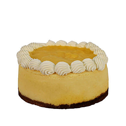 Zesty Lemon Cheesecake:Cheesecakes Delivery in Canada
