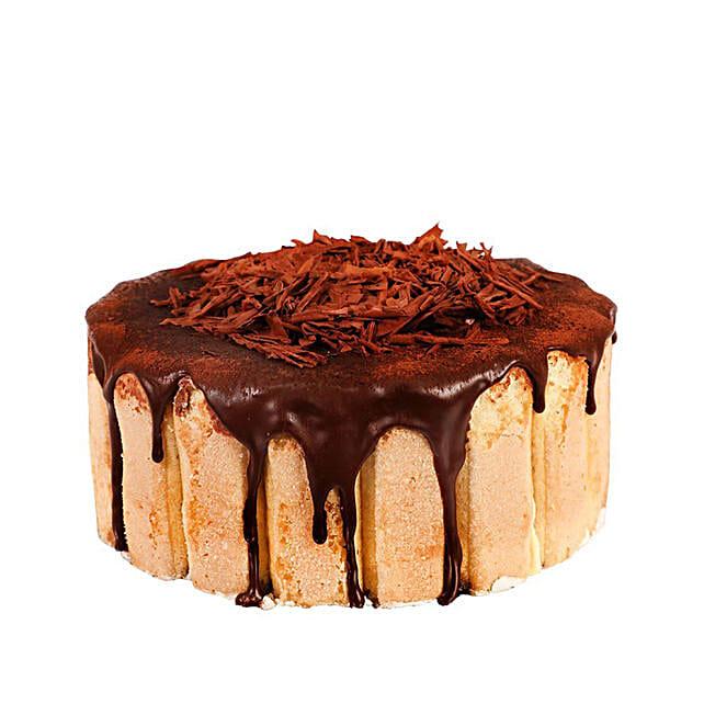 Chocolate Amaretti Cookie Tiramisu