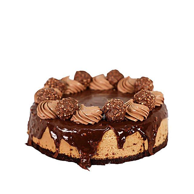 Ferrero Rocher Cheesecake in canada