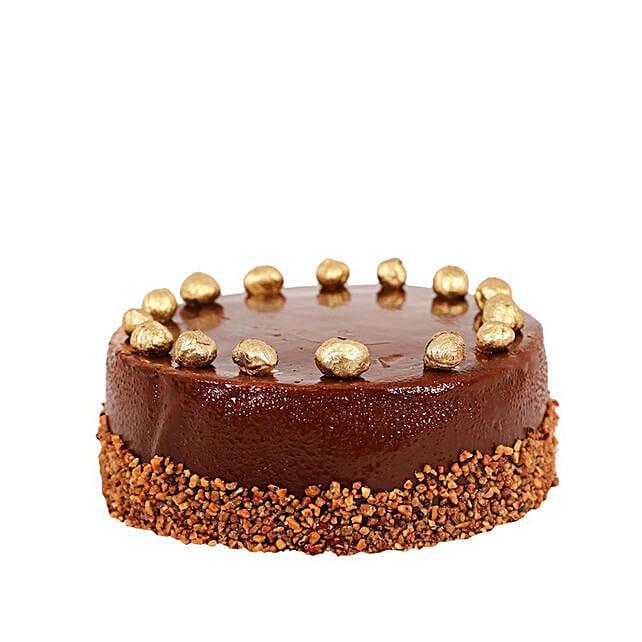 Hazelnut Praline Chocolate Mousse