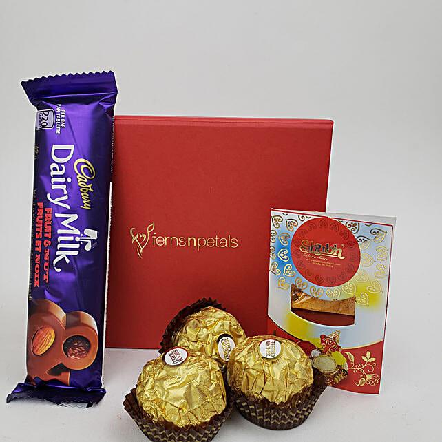 Fnp Box For Chocoholics