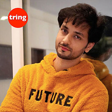 Personalised Recorded Video Message Shakti Arora