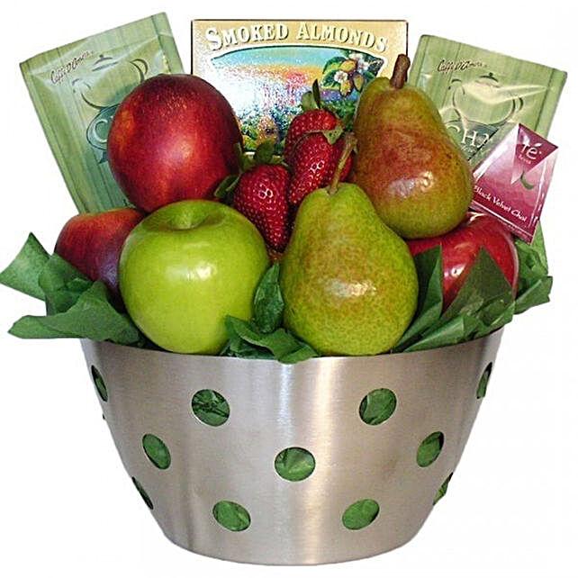 Health First Fruit Basket