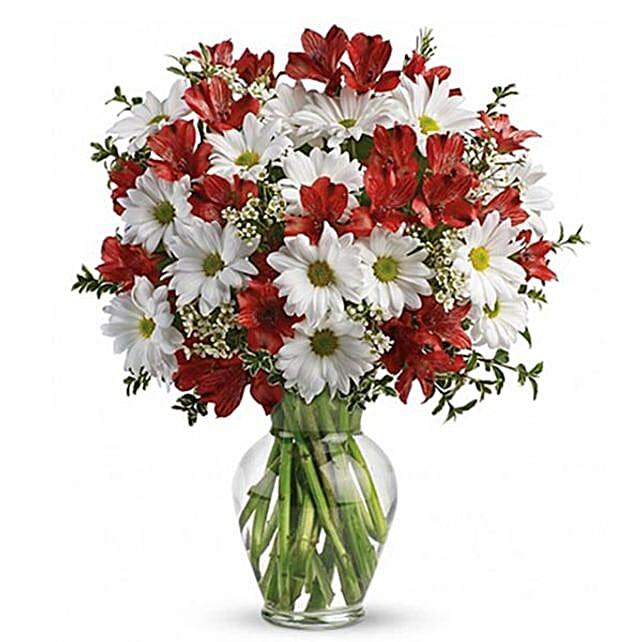 Dancing Daisies Floral Arrangement