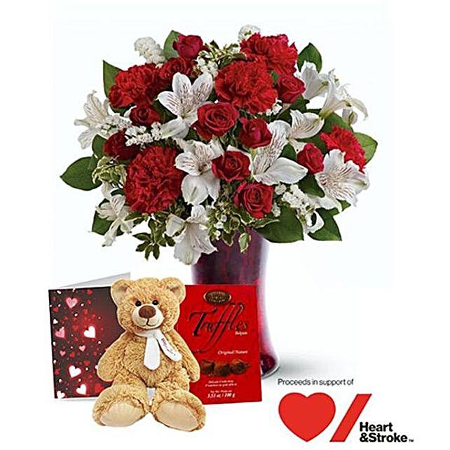 Enchanted Heart Valentine Gift Set