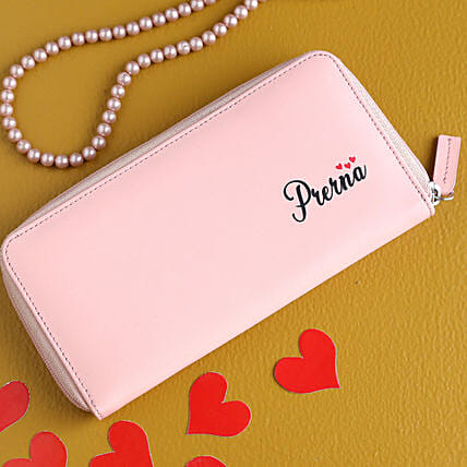 Personalised Pretty Wallet For Her