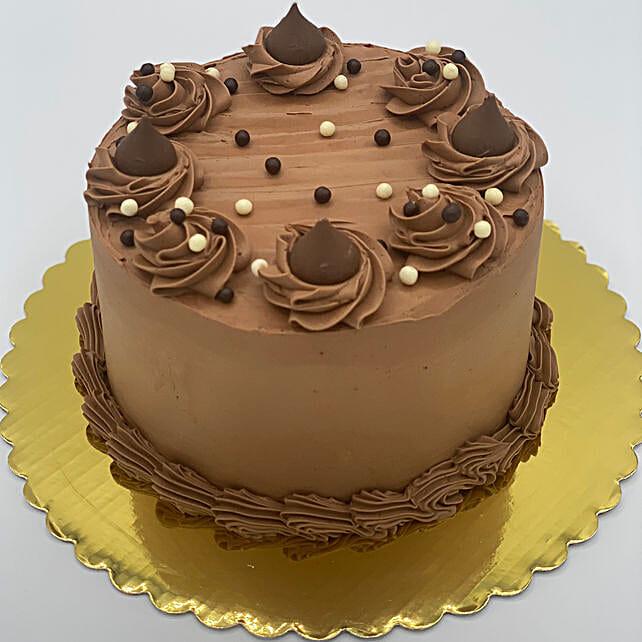 Tempting Chocolate Cake:Canada Cake