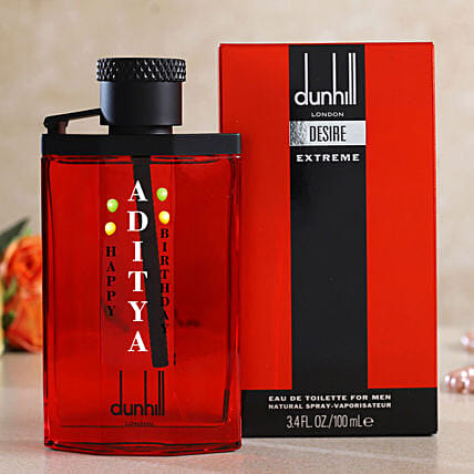 Personalised Dunhill London Desire Extreme EDT 100 ML
