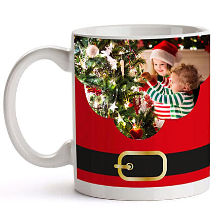Personalised Holiday Mug