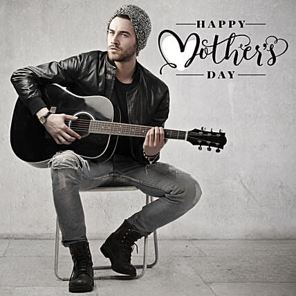 Mothers Day Special Guitar Tunes:Digital Gifts In China