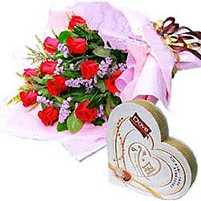 Roses & Chocolates -CIN