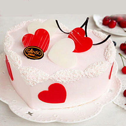 Sweet Heart:Cake Delivery In China