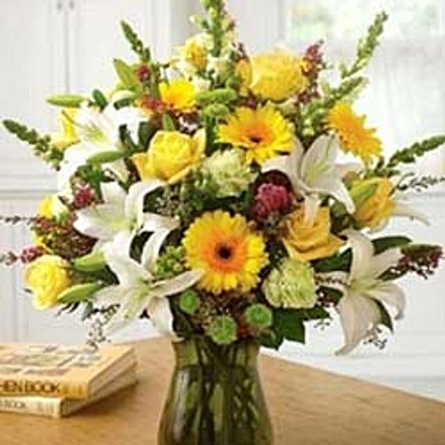 Vase Arrangement Set A-CIN