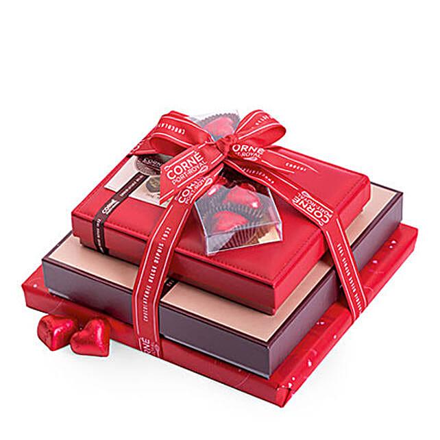Corne Port Royal Chocolate Boxes:Gifts to Croatia