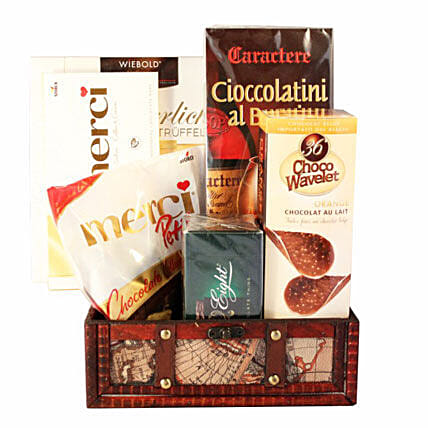 Delightful Discovery Gift-Basket