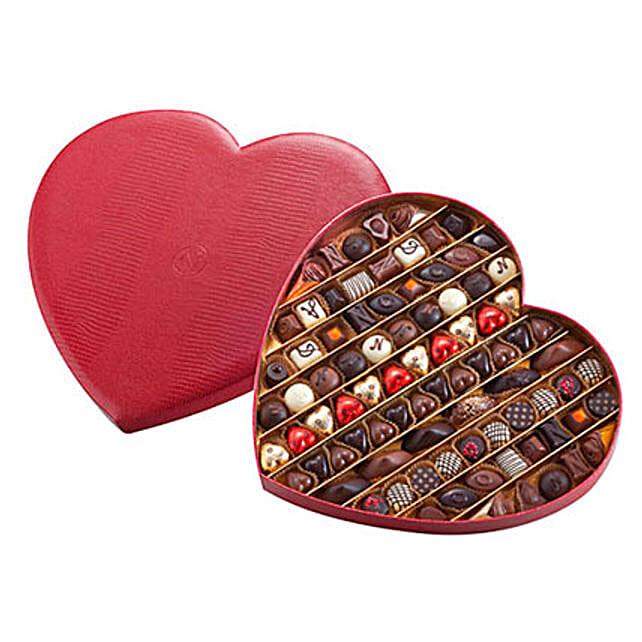 Hearty Neuhaus Assorted Chocolate Box