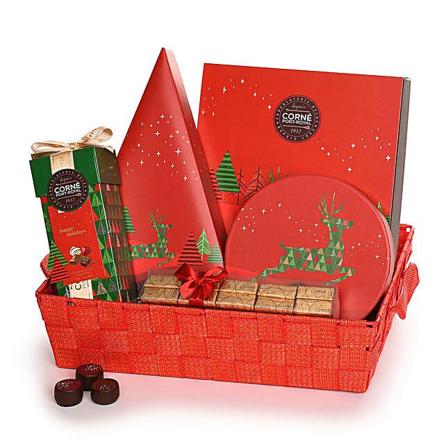 Red Delights Christmas Hamper