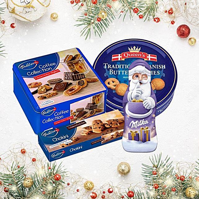 Secret Santa Cookie Monster Hamper
