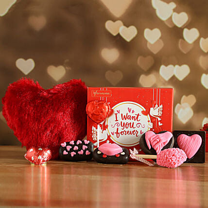 Square Hearts Gift Set