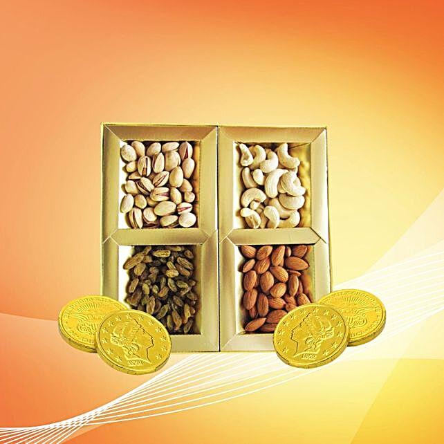 Dry Fruit Bhaidooj Combo