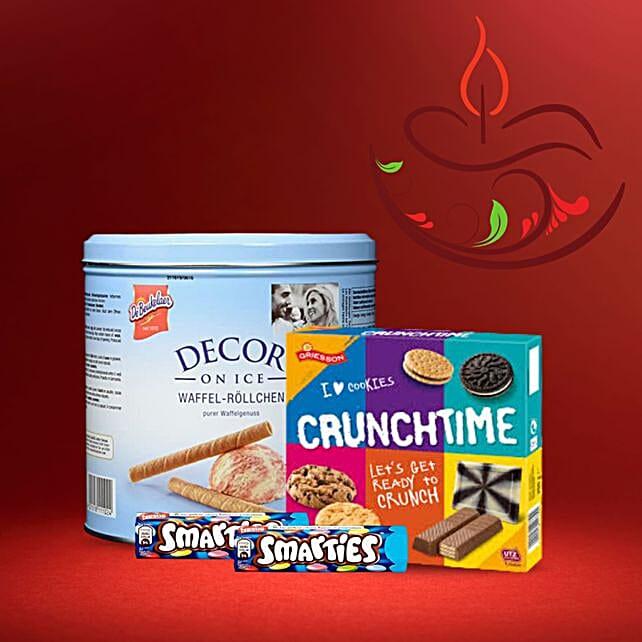 Crunchy Delights