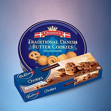 Delicious Danish Cookies:Send Easter Gifts to Germany