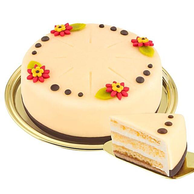 Luebecker Dessert Marzipan Cake