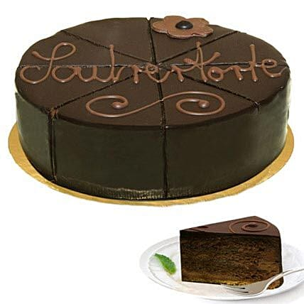 Wonderful Dessert Sacher Cake:Anniversary Cakes in Germany